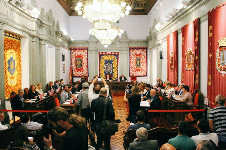 pleno_ayuntamiento_cartagena_colegio_profesional_criminologia_region_murcia