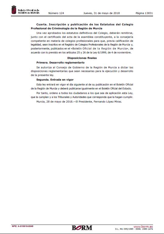 asociacion_criminologia_sociedad_cys_5_2018_ley_creacion_colegio_profesional_criminologia_region_murcia (4)